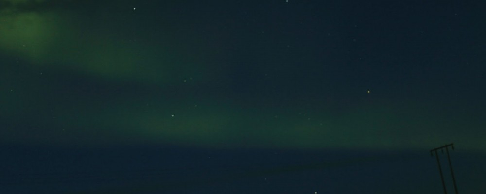 Claire Halas Blog Northern Lights