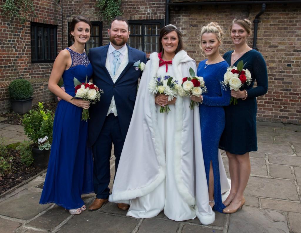 CHP Simon & Ruth Reynolds Wedding